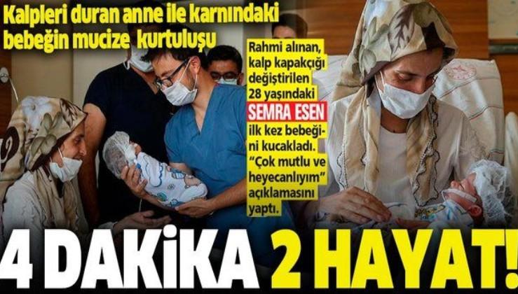 Yer: Van... Kalpleri duran anne ile karnındaki bebeğin mucize kurtuluşu