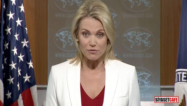 ABD'den bomba Brunson açıklaması