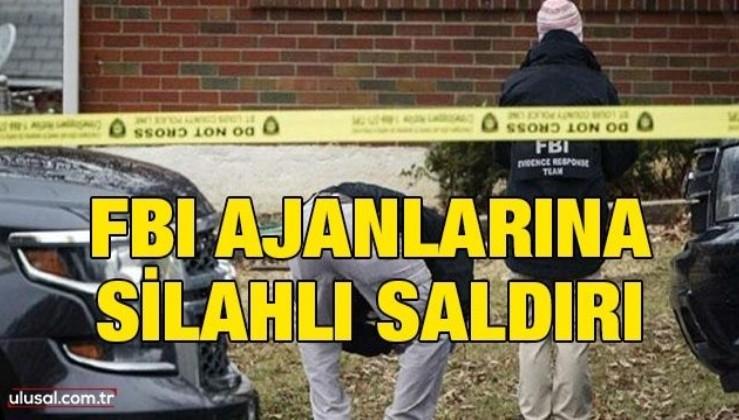 FBI ajanlarına silahlı saldırı: 2 ölü, 3 yaralı