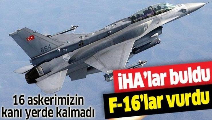 16 askerimizin kanı yerde kalmadı! Nokta atışı operasyonla terörist Ahmet Bal öldürüldü