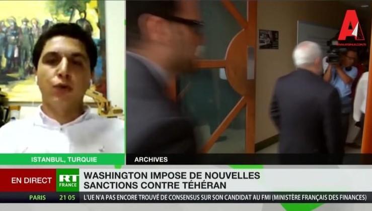 'Türkiye, ABD yaptırımlarına rağmen İran'la ticaretini sürdürüyor'