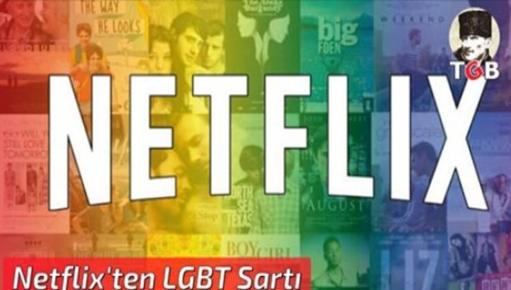 Netflix'ten LGBT Şartı