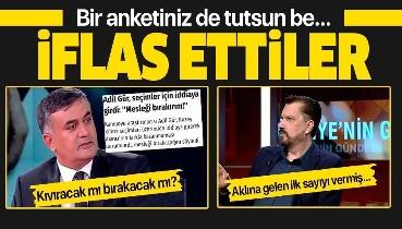 Anketçilerin iflası: Hakan Bayrakçı ve Adil Gür KKTC seçiminde fena çuvalladı!