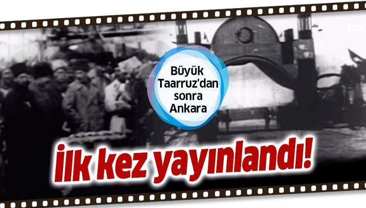 Mustafa Kemal Atatürk'ün 29 Ekim kutlamalarındaki görüntüleri arşivden çıkarıldı
