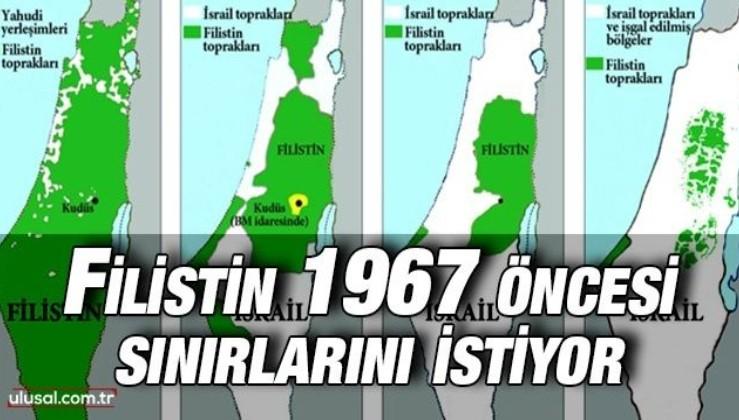 Filistin'den 1967 önerisi