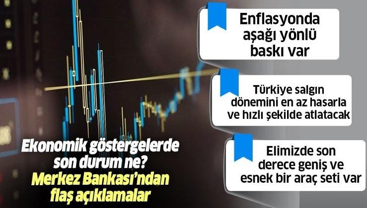 Son dakika: Merkez Bankası Başkanı Murat Uysal'dan önemli açıklamalar