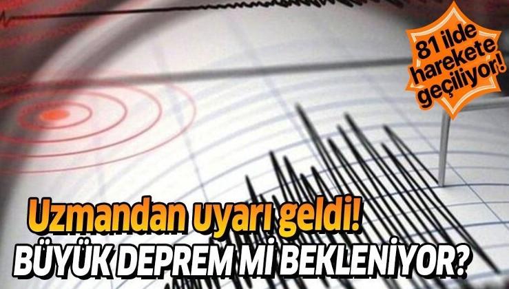 Uzman isimden korkutan uyarı: Deprem fırtınası yaşanabilir
