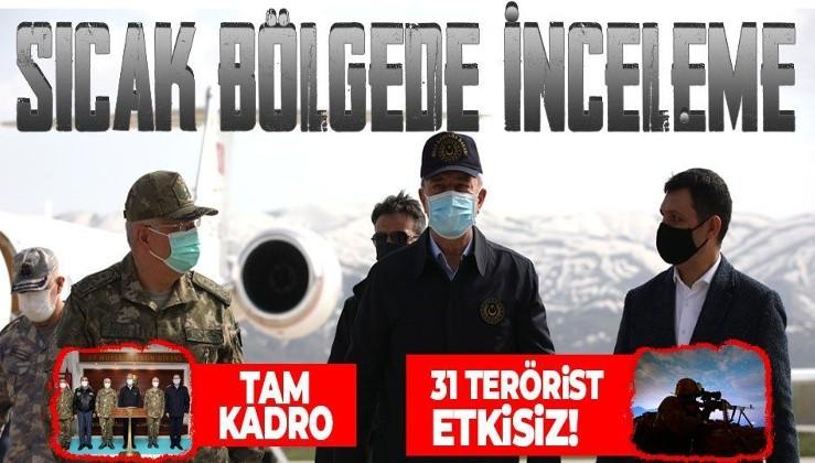 31 PKK'lı terörist etkisiz...