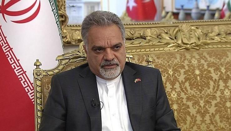 Farazmand: Türkiye ve İran birlikte mücadele ediyor