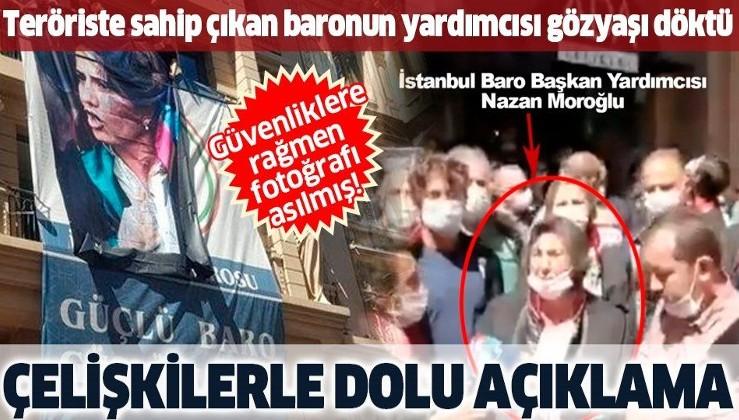 İstanbul Barosu'ndan çelişki dolu 'Ebru Timtik' açıklaması