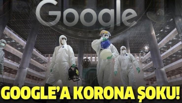 Son dakika: Google'ın ofisinde koronavirüs vakası tespit edildi!.