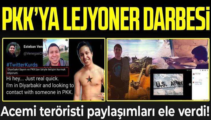 SON DAKİKA: PKK terör örgütünün lejyoner adayı İstanbul'da yakalandı!