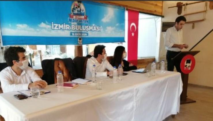 TGB İzmir'de Rota Mavi Vatan Savunması