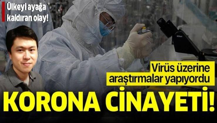 ABD'yi ayağa kaldıran cinayet! Koronavirüs ile ilgili önemli araştırmalar yapan doktor öldürüldü!