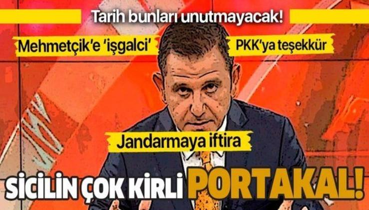 İşte FOX TV'den istifa eden Fatih Portakal'ın yalan haberler ile dolu sicili!