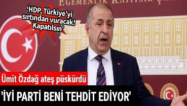 Ümit Özdağ'dan partisi ve CHP'ye sert sözler: 45 kişiyi istifaya zorladılar