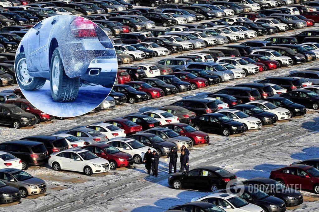 Купівля б/у авто: чому це краще робити взимку