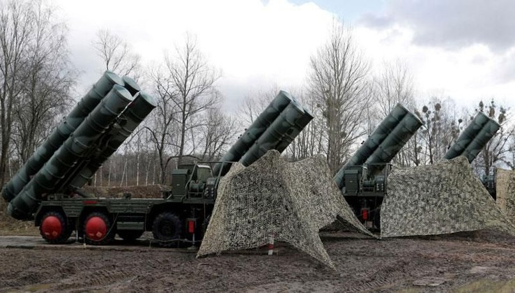 Rusya S-400 teslimatına yüzde 99 hazır olduğunu duyurdu
