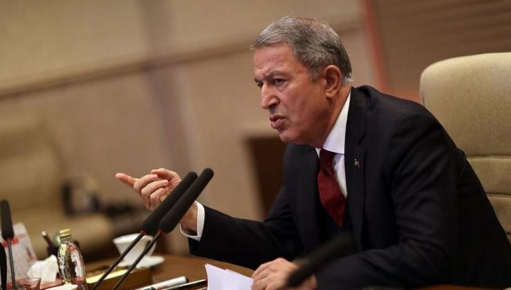Bakan Akar: PKK'da kırılma var