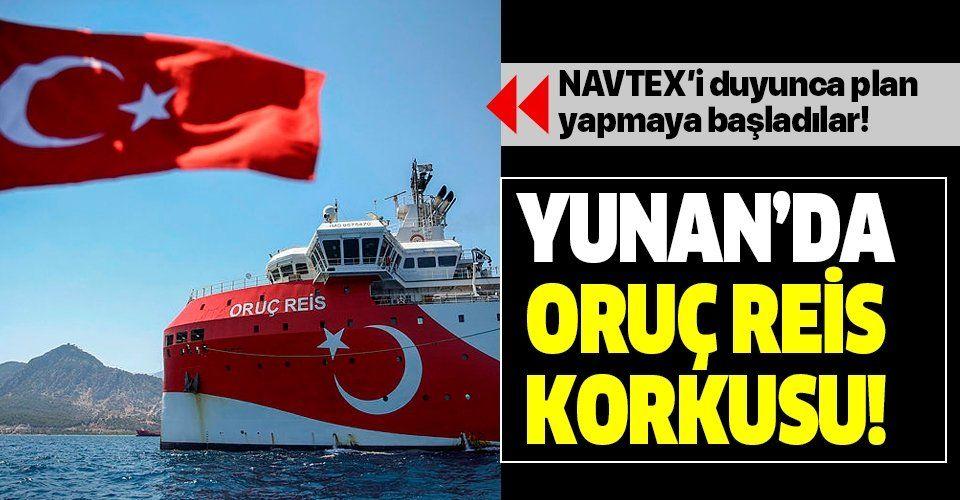 Yunanistan'da Oruç Reis korkusu! Savaş gemilerini hazırladılar!