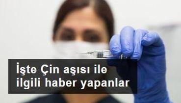 İşte Çin aşısı ile ilgili yalan haber yapan kaynaklar!