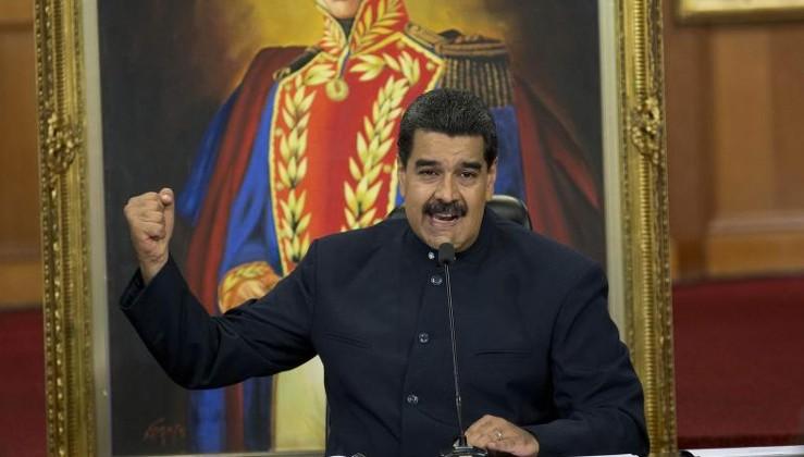 Maduro: ABD'nin planları çöktü