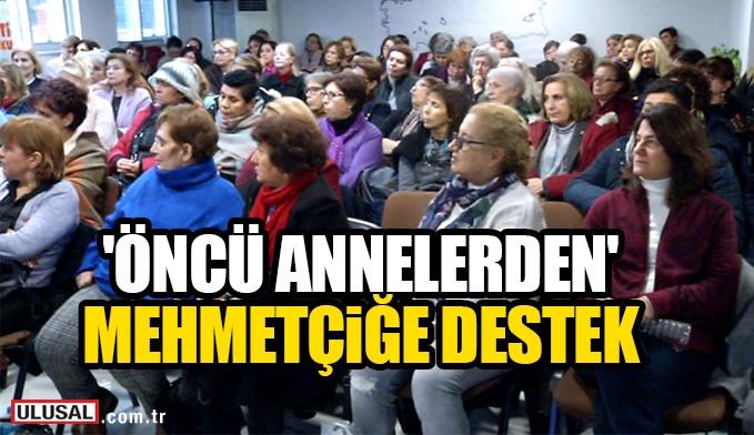 Öncü Kadınlardan operasyona destek: Mehmetçiğimizin yanındayız