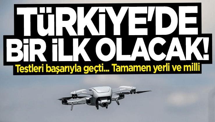 Türkiye'de bir ilk olacak! Testleri başarıyla geçti!