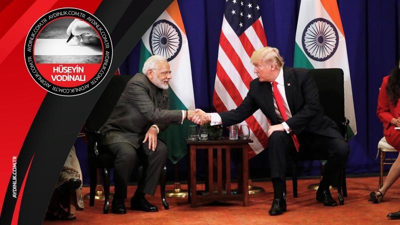 Trump'ın yeni planı bu mu? Jeopolitikte İsrail jokeri ve Hindistan faktörü