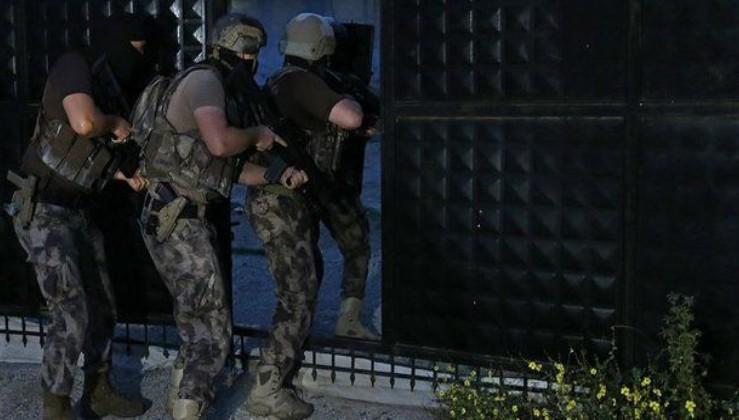 Samsun'da gözaltına alınan yabancı uyruklu DEAŞ şüphelilerinden biri tutuklandı