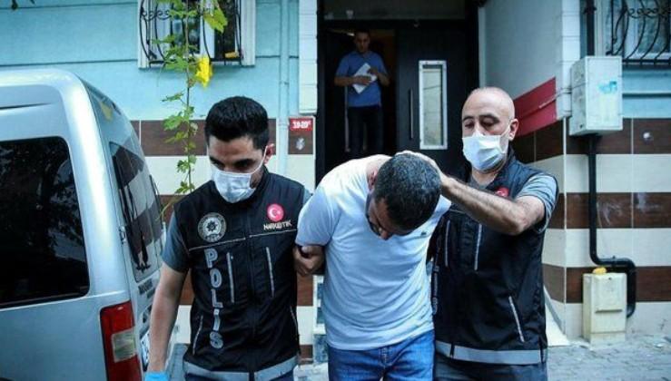 Son dakika: İstanbul'da uyuşturucu satıcılarına operasyon! Çok sayıda gözaltı var