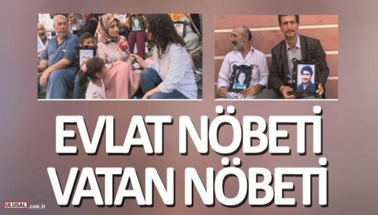 Terör örgütü PKK'nın kökünü kazıyacak irade! Evlat nöbeti, vatan nöbeti! 3 aile daha katıldı