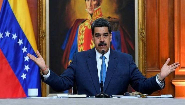 ABD'den Maduro hakkında skandal karar: Bilgi verene 15 milyon dolar ödül.