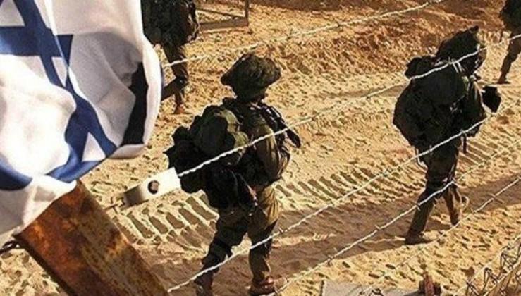 İşgalci İsrail ordusu Batı Şeria'daki Filistinli polisleri gözaltına aldı