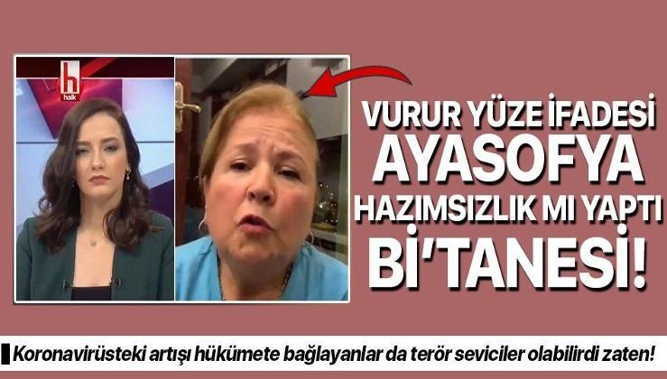 İstanbul Tabip Odası'nın Ayasofya hazımsızlığı! Koronavirüsteki artışı açılışa bağladı!