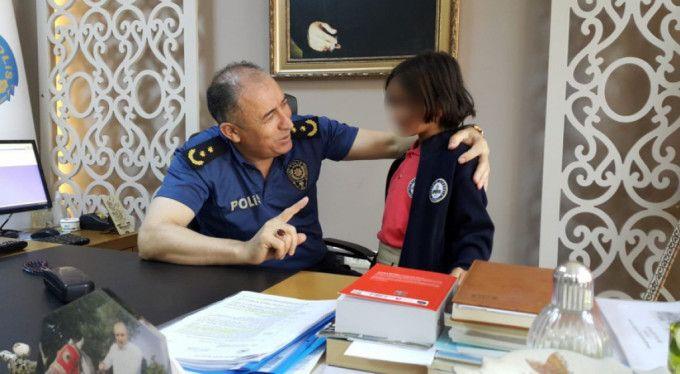 Bursa'da küçük kızın giydiği tişört hayatını değiştirdi