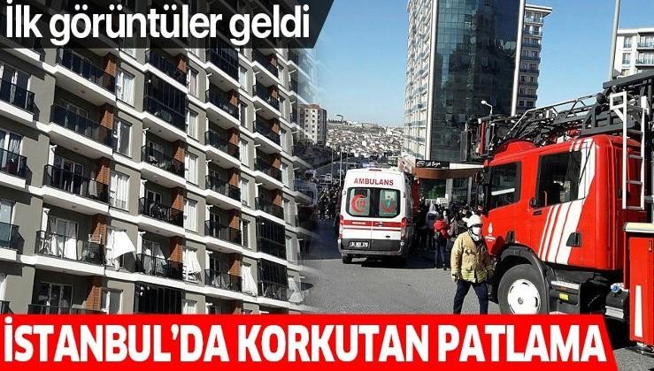 Son dakika: İstanbul Esenyurt'ta patlama! Yaralılar var