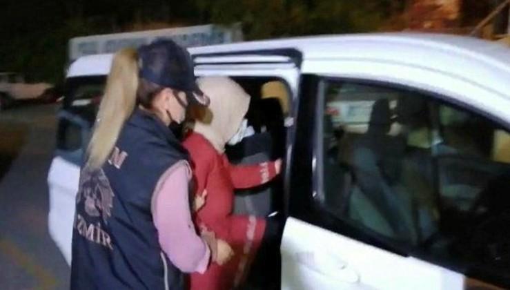"""FETÖ'nün """"bölge talebe mesulü"""" Munise Gülen tutuklandı!"""