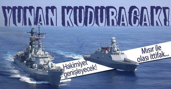 Cihat Yaycı açıkladı: Türkiye ile Mısır arasındaki ittifak denizdeki hakimiyeti genişletecek!