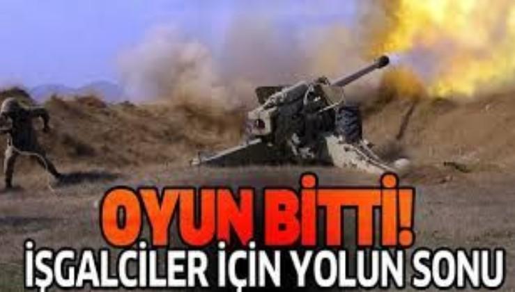 İşgalci Ermenistan ordusu ağır kayıplar veriyor! Çok sayıda tank ve füze sistemi imha edildi