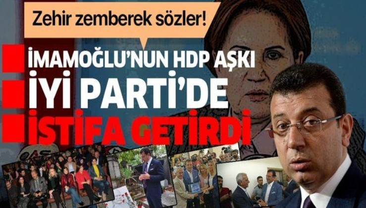 İYİ Parti'de bir istifa daha! İYİ Parti Balıkesir Milletvekili İsmail Ok istifa etti!.