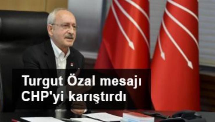 Kılıçdaroğlu'nun mesajı CHP'yi karıştırdı