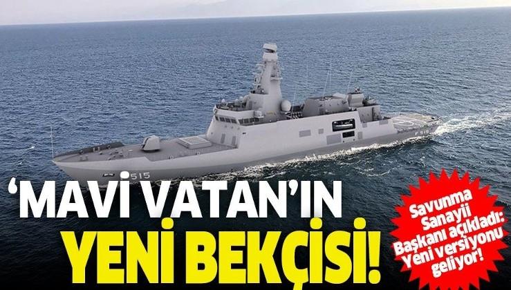 Savunma Sanayii Başkanı açıkladı: Gücümüze güç katacak