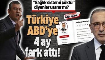 """""""Sağlık sistemi çöküyor"""" algısı yapanlar iyi okusun! Türkiye'nin aylar önce uyguladığı plazma tedavisine ABD yeni başlıyor!"""