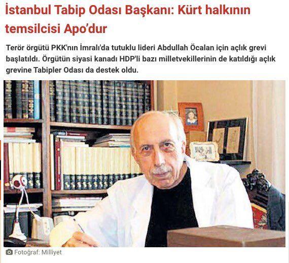 Türk Tabipler Birliği HDP karanlığında