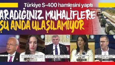 """Sosyal medyayı sallayan video! """"Türkiye S-400'lerin fişini takamaz"""" diyenler burada mı?"""
