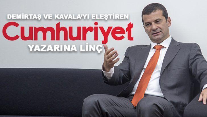 Bartu Soral'dan çarpıcı MİT ifşası yorumu: Kavala/Soros/HDP savunucusu...