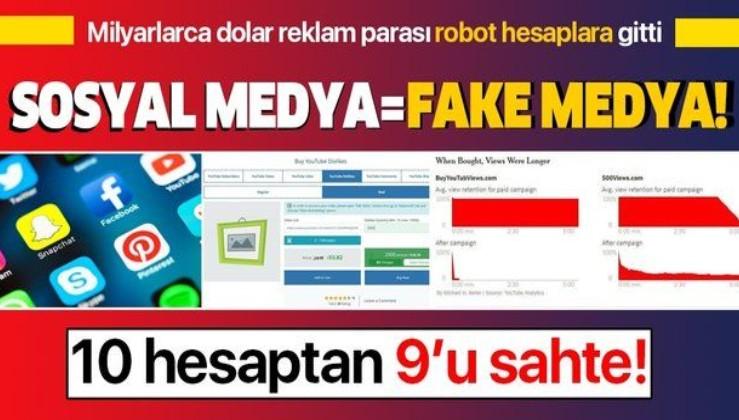 Bot kullanıcılarla reklam üzerinden servet kazanan sosyal medya platformlarına şok! Dev şirketler reklamları bir bir kesiyor