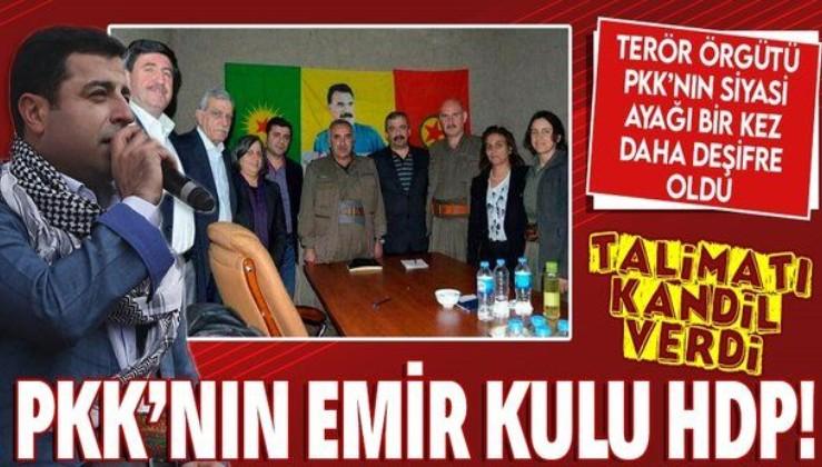 Hain plan Kobani iddianamesinde tek tek deşifre edildi: PKK'nın emir kulları talimatla sokağa çağırdı!