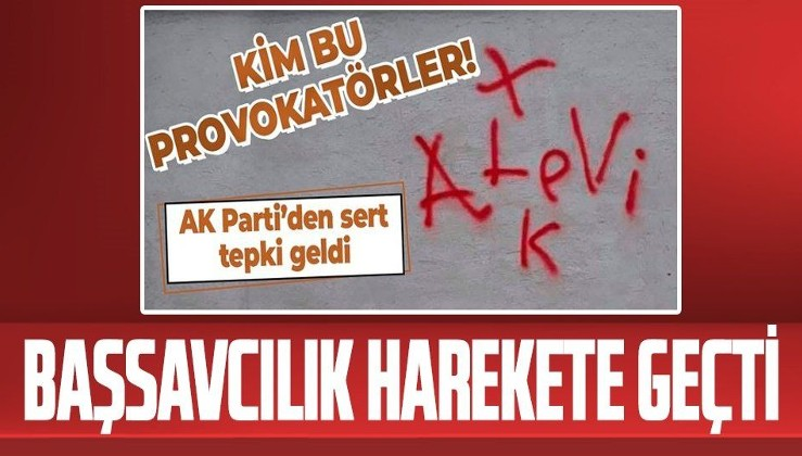 Yalova'da Alevi vatandaşların duvarlarına yazılan yazılarla ilgili soruşturma başlatıldı!